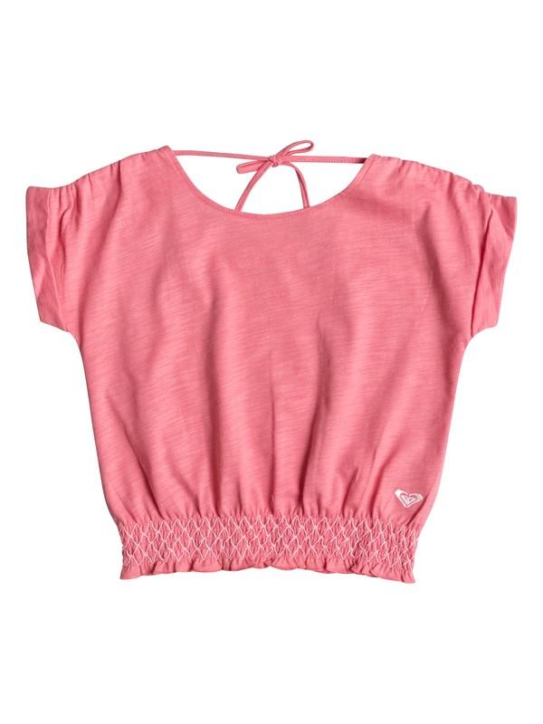 0 Girls 2-6 Zinnia T-Shirt  PGRS61536 Roxy