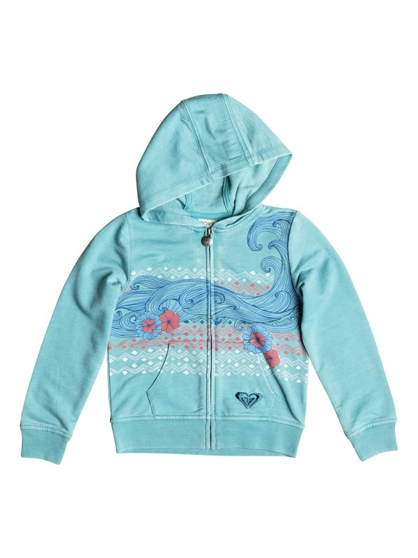 0 Baby Wave Rider Zip-Up Hoodie  PGRS62041 Roxy