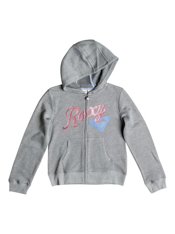 0 Girls 7-14 Sun Sand Zip-Up Hoodie  PGRS62097 Roxy