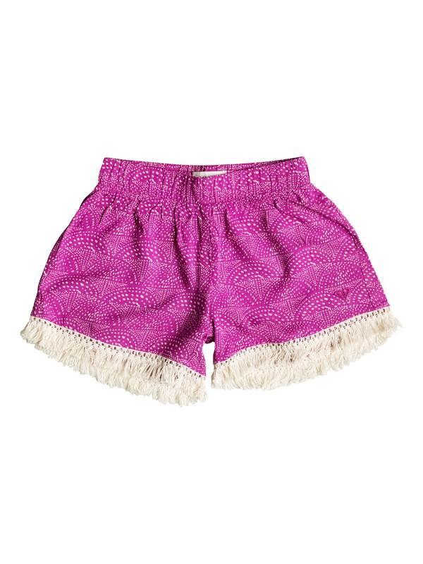 0 Girls 7-14 Reef Shorts  PGRS65167 Roxy