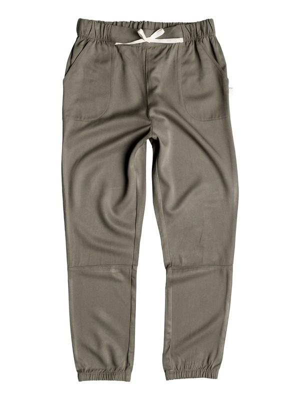 0 Girls 7-14 Kayak Jogger Pants  PGRS65187 Roxy