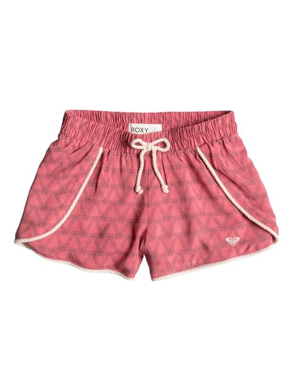 0 Girls 7-14 Barrel Shorts  PGRS65297 Roxy