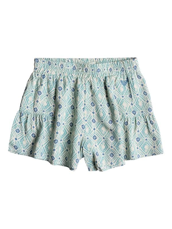 0 Girls 7-14 Bells Beach Shorts  PGRS65307 Roxy