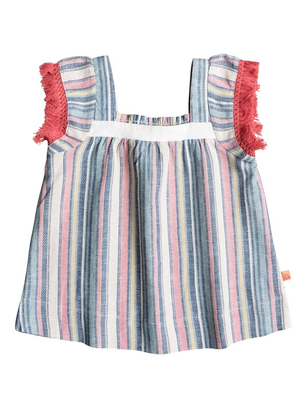 0 Baby All Night Fiesta Top  PGRS65421 Roxy