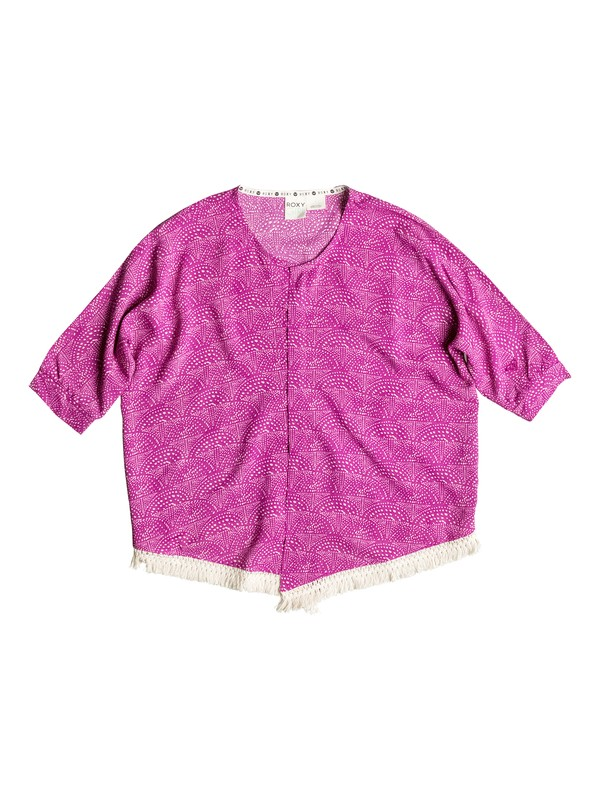 0 Girls 2-6 Coral Kimono Top  PGRS65996 Roxy