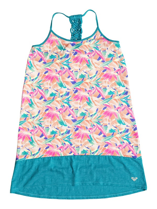 0 Girls 7-14 Boho Island Cover-Up Dress  PGRS68037 Roxy