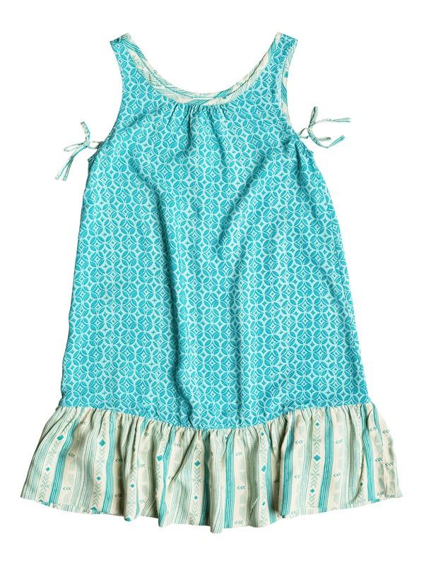 0 Girls 7-14 Traveler Sleeveless Dress  PGRS68117 Roxy