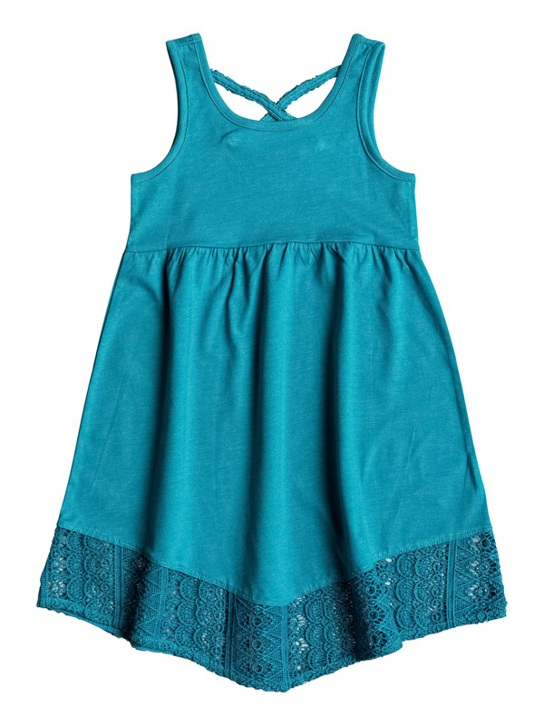 0 Baby Tea Time Sleeveless Dress  PGRS68181 Roxy