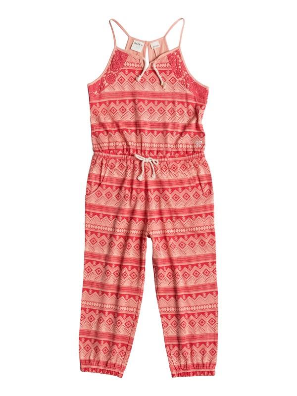 0 Baby Papaya Sorbet Sleeveless Jumper  PGRS68261 Roxy