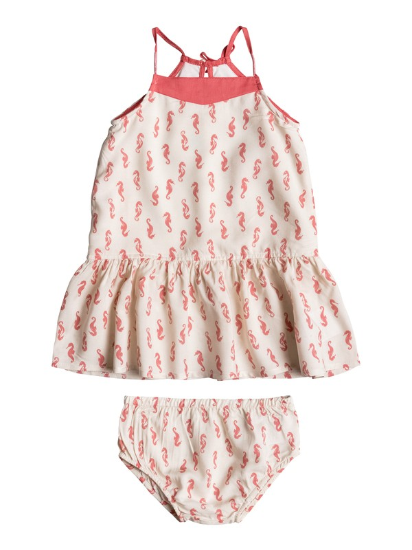 0 Baby Lil Seahorse Sleeveless Dress  PGRS68381 Roxy