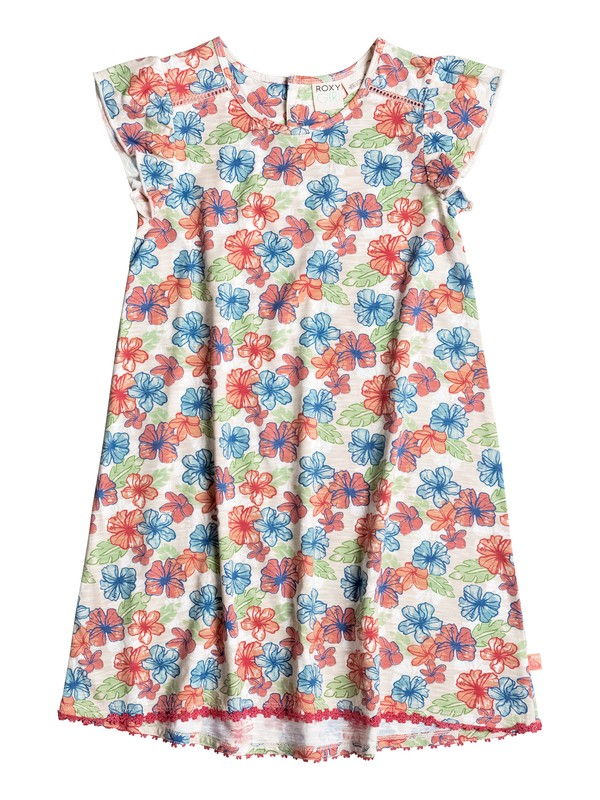 0 Girls 7-14 Paradise Falls Dress  PGRS68437 Roxy