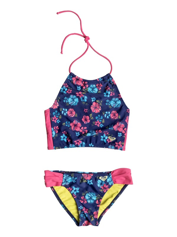0 Baby Tropical Traditions Sport Bikini  PGRS68901 Roxy