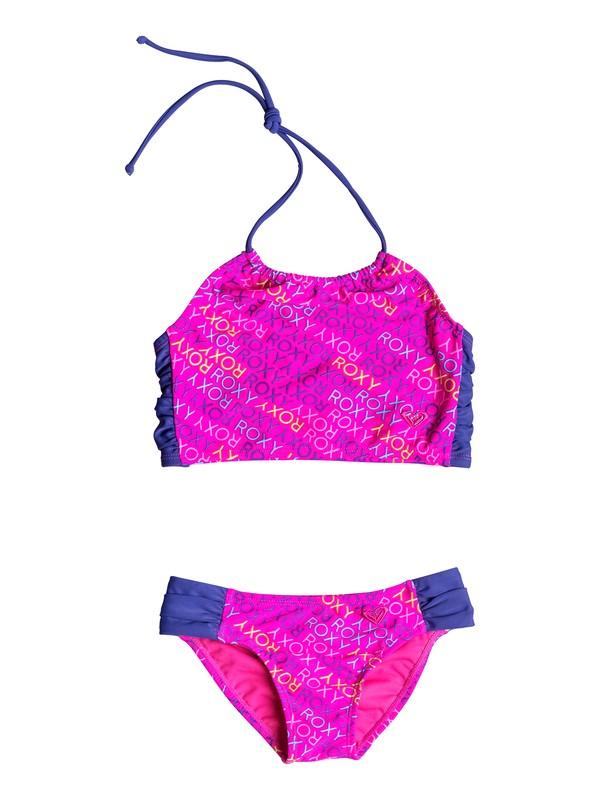 0 Girls 7-14 Roxy Ready Sport Bikini  PGRS68957 Roxy