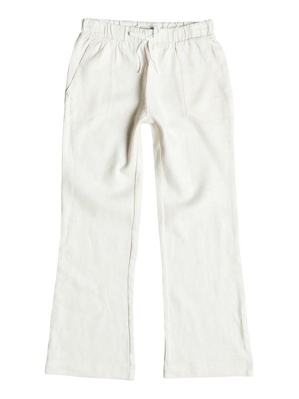 0 Girls 2-6 Beach Comber Pants  PGRX55436 Roxy