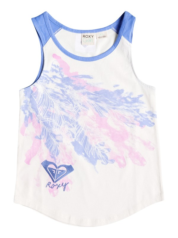 0 Girl's 7-14 Fly Free Tank Top  RRF51167 Roxy