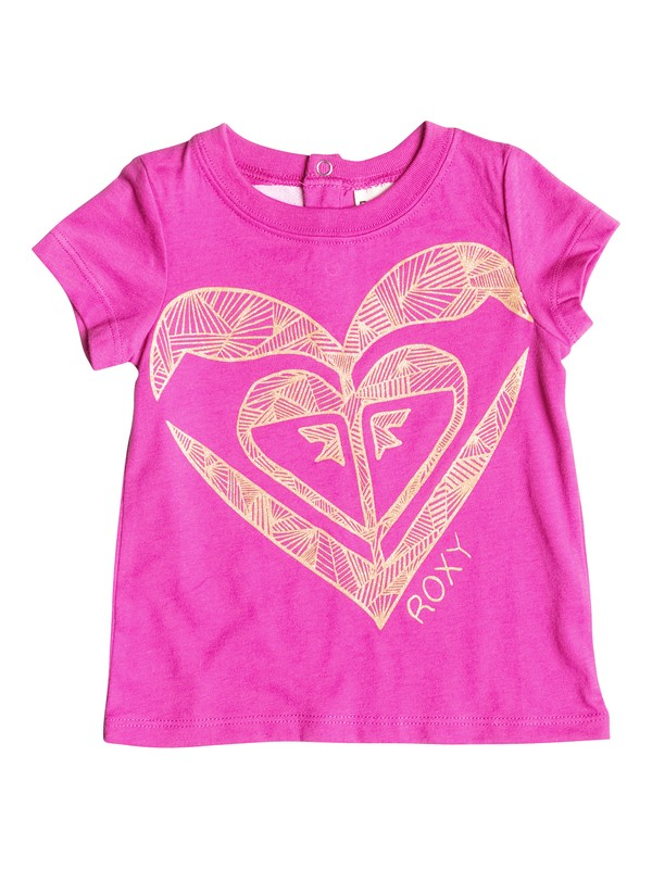 0 Baby All Heart Tee  RRF51271 Roxy