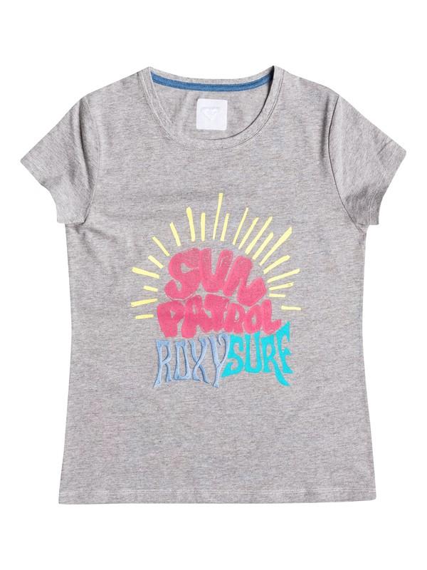 0 Girl's 2-6 Sun Patrol Tee  RRF51366 Roxy