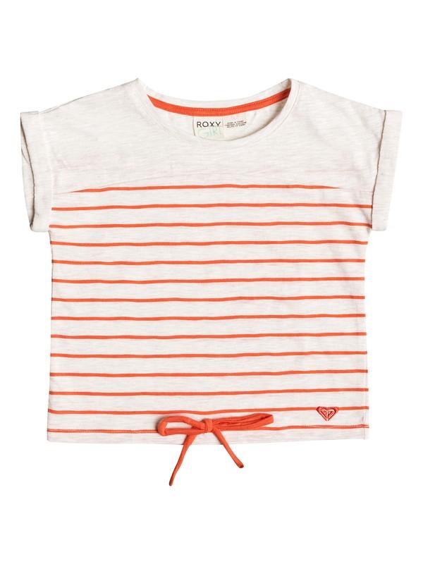 0 Girl's 2-6 Sailin Tee  RRF51756 Roxy
