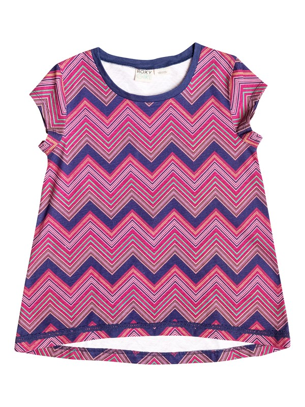 0 Girl's 7-14 Zaga Top  RRF51787 Roxy