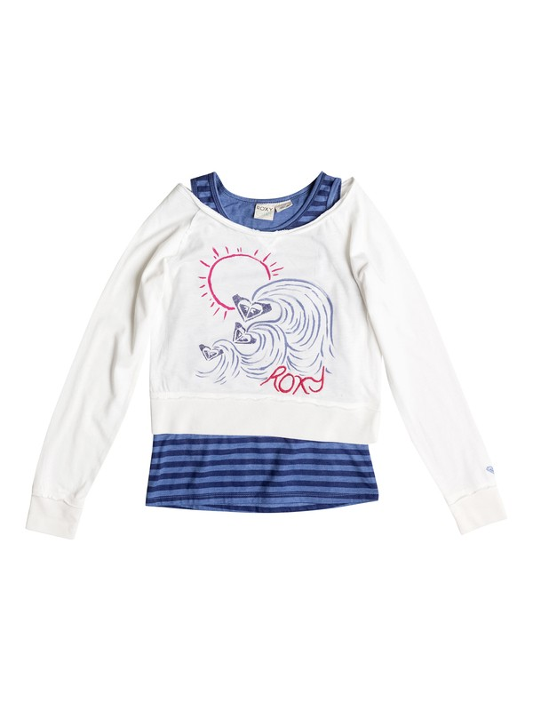 0 Baby Making Waves Tee  RRF51931 Roxy