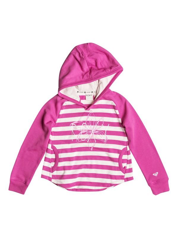 0 Girl's 2-6 Seaside Pullover Hoodie  RRF52016 Roxy