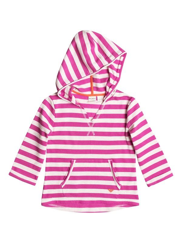 0 Girl's 7-14 Antigua Pullover Hoodie  RRF52137 Roxy