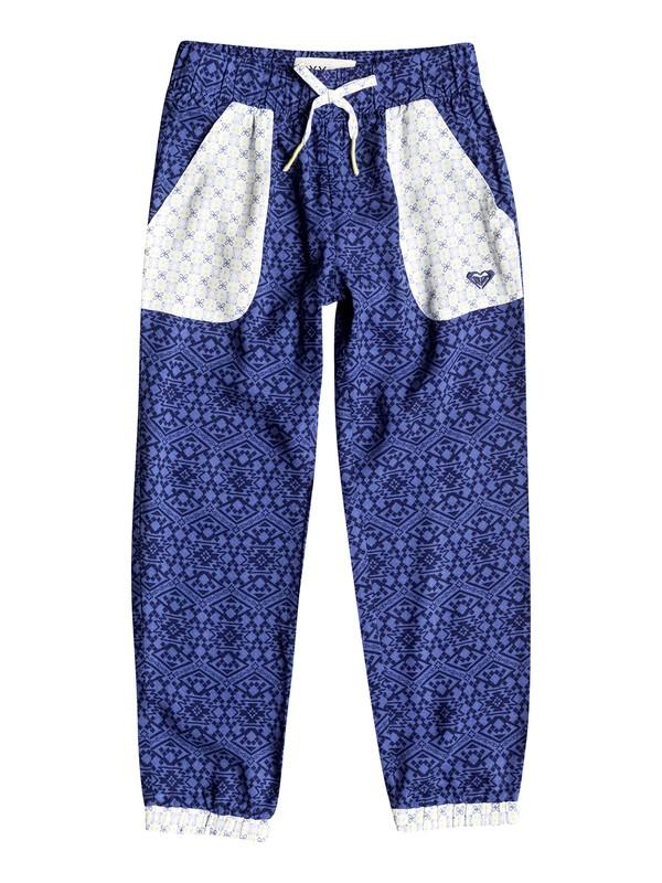 0 Girl's 2-6 Gnarly Harem Pants  RRF53016 Roxy