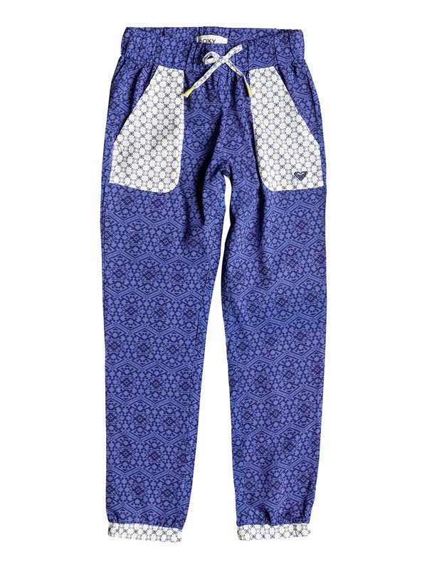 0 Girl's 7-14 Gnarly Harem Pants  RRF53017 Roxy