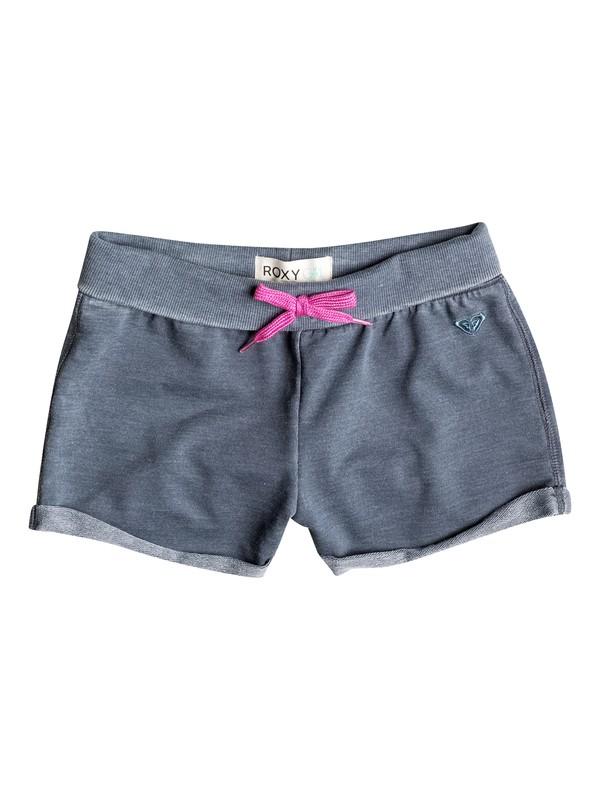 0 Girl's 7-14 Vintage Flower Shorts  RRF53027 Roxy