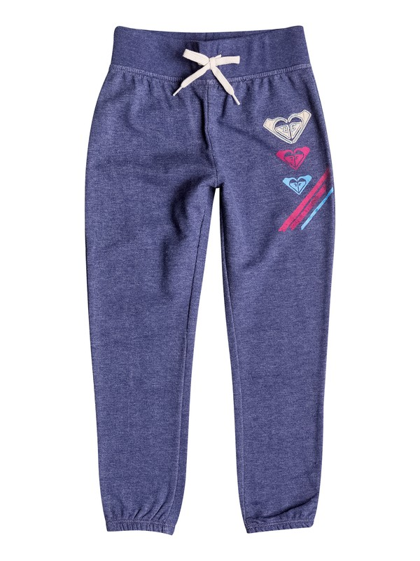 0 Girl's 2-6 Coney Logo Sweatpants  RRF53056 Roxy