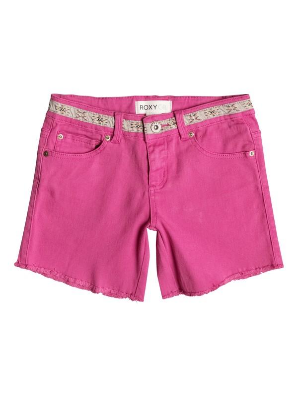 0 Girl's 7-14 Tribal Shorts  RRF55097 Roxy
