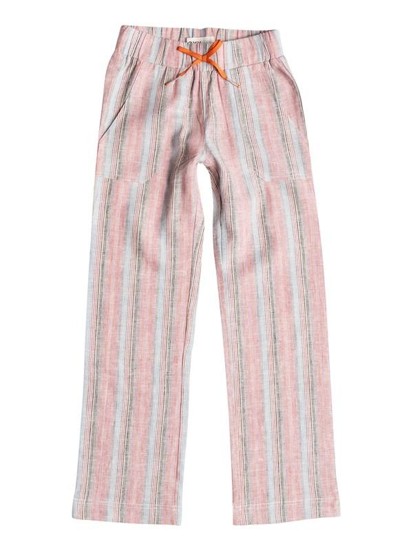 0 Girl's 7-14 Beach Comber Pants  RRF55467 Roxy