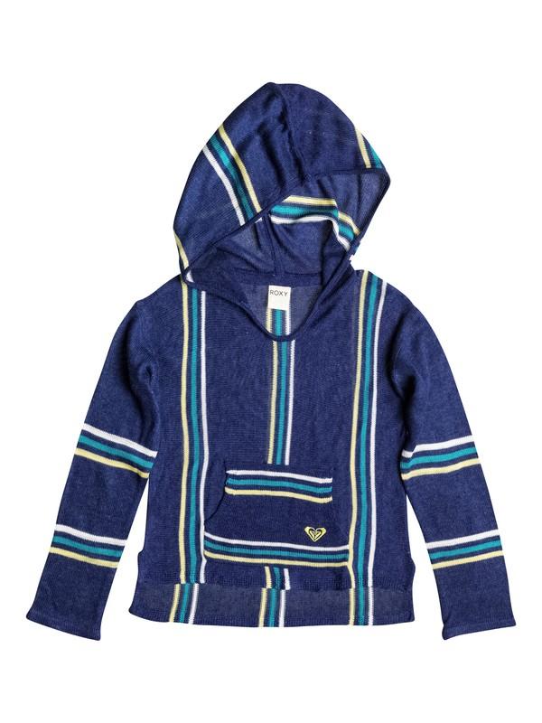 0 Girl's 7-14 Weekend Sweater Pullover Hoodie  RRF56057 Roxy