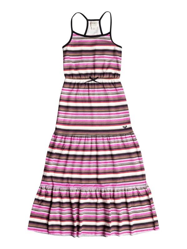 0 Girl's 7-14 Bunaglo Jill Maxi Dress  RRF58037 Roxy