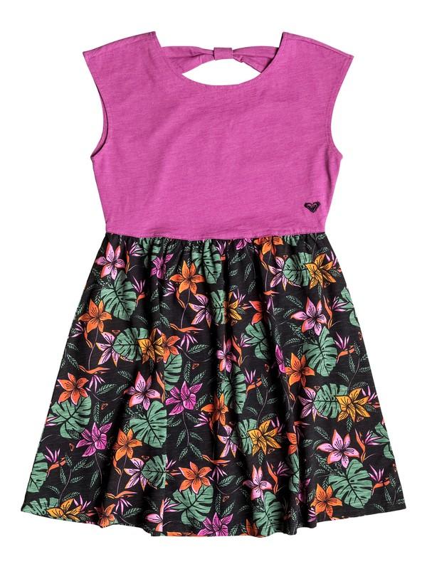 0 Girl's 7-14 Barbados Shore Dress  RRF58057 Roxy