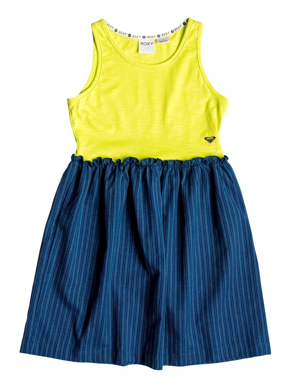 0 Girl's 7-14 Cali Dress  RRF58177 Roxy