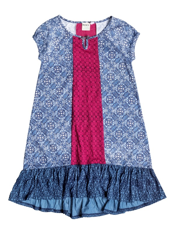0 Girl's 7-14 Bluebell Dress  RRF58237 Roxy