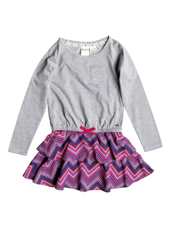 0 Girl's 2-6 Current Dress  RRF58456 Roxy