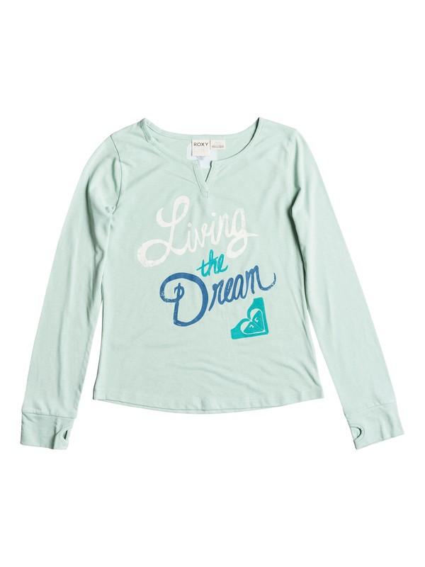 0 Girls 7-14 Big Living Dream T-Shirt  RRH51137 Roxy