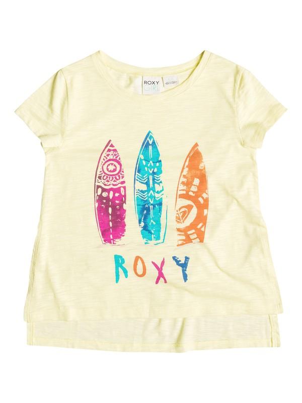 0 Girls 7-14 Big Birds T-Shirt  RRH51167 Roxy
