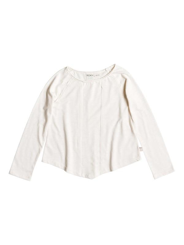 0 Girls 7-14 Big Iceskate T-Shirt  RRH51217 Roxy
