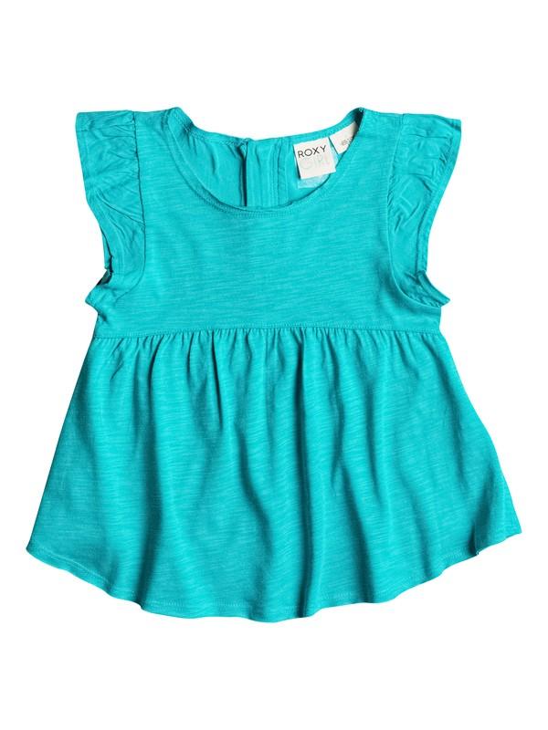 0 Girls 2-6 Swing T-Shirt  RRH51306 Roxy