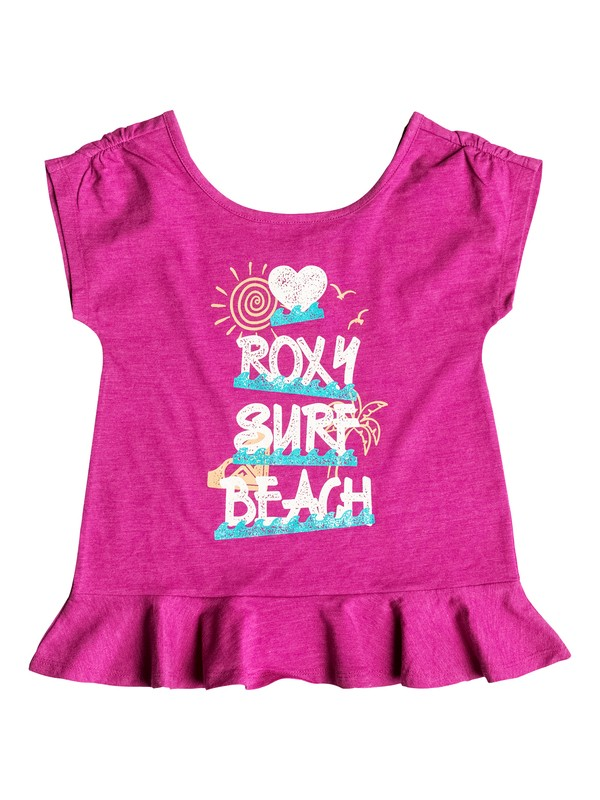 0 Baby Surf Beach T-Shirt  RRH51381 Roxy