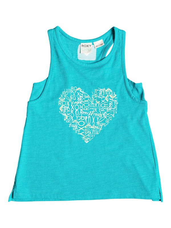 0 Girls 2-6 Dancin T-Shirt  RRH51446 Roxy