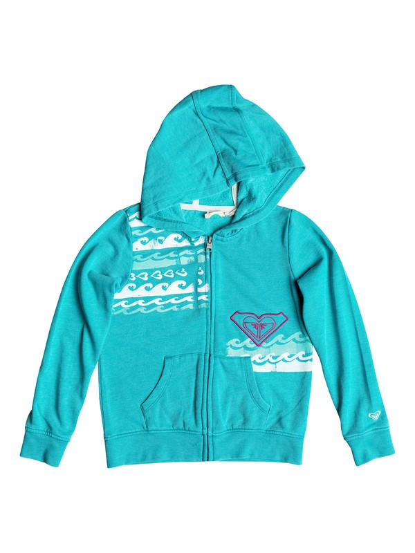 0 Baby Love The Waves Zip-Up Hoodie  RRH52231 Roxy