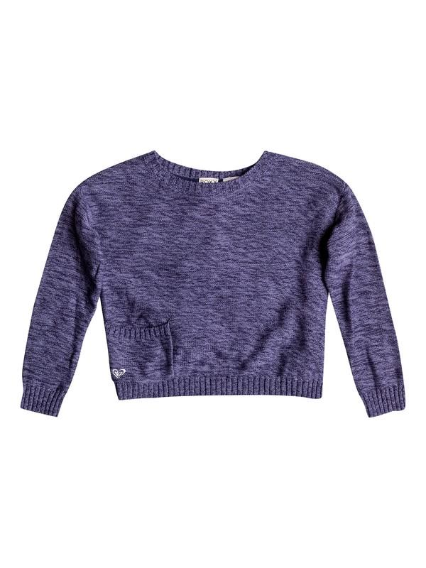 0 Girls 7-14 Big Roasted Sweater  RRH56097 Roxy