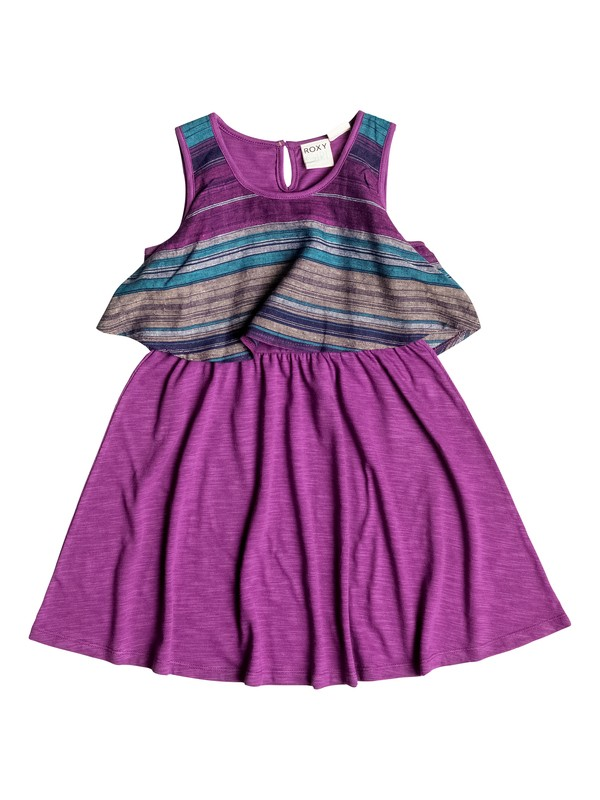 0 Girls 2-6 Arctic Cruise Dress  RRH58166 Roxy