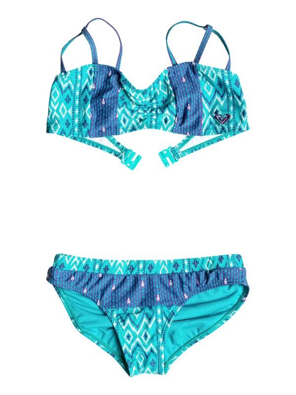 0 Girls 7-14 Big Gypsy Bikini  RRH58617 Roxy