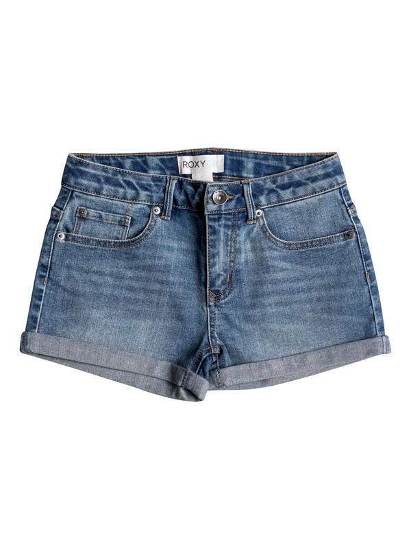 0 Girl's 2-6 CRUSH Shorts  RRM55026 Roxy