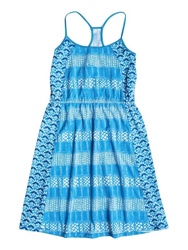 0 Girl's 7-14 Sundress Racerback Dress  RRM58007 Roxy